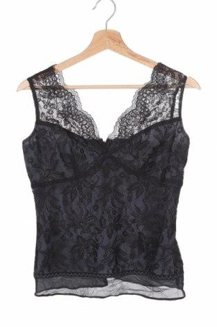 Γυναικείο αμάνικο μπλουζάκι In Wear, Μέγεθος S, Χρώμα Μαύρο, 72% πολυαμίδη, 28% βισκόζη, Τιμή 9,87€