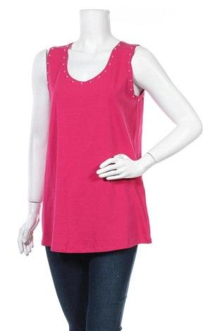 Дамски потник Lawrence Grey, Размер L, Цвят Розов, 95% памук, 5% еластан, Цена 50,37лв.