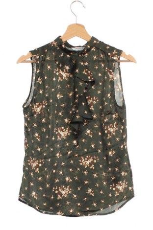 Γυναικείο αμάνικο μπλουζάκι Morgan, Μέγεθος S, Χρώμα Πράσινο, Πολυεστέρας, Τιμή 7,17€