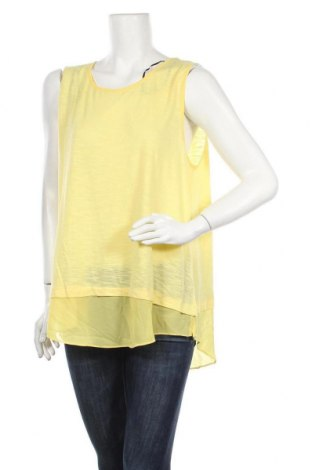 Дамски потник Suiteboutique, Размер XL, Цвят Жълт, 95% вискоза, 5% еластан, Цена 15,12лв.