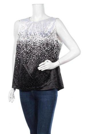 Γυναικείο αμάνικο μπλουζάκι Target, Μέγεθος XXL, Χρώμα Λευκό, Πολυεστέρας, ελαστάνη, Τιμή 14,62€