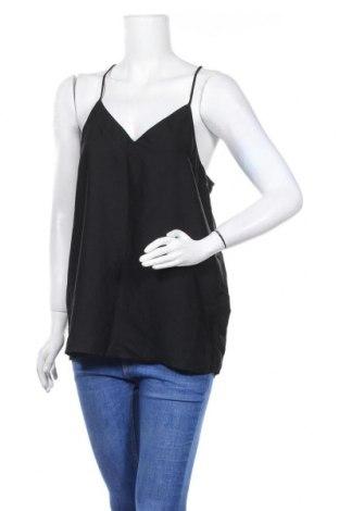 Γυναικείο αμάνικο μπλουζάκι Yfl Reserved, Μέγεθος M, Χρώμα Μαύρο, Πολυεστέρας, Τιμή 15,99€