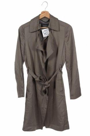 Дамски шлифер Babaton, Размер XS, Цвят Зелен, Лиосел, Цена 18,90лв.