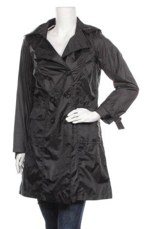 Дамски шлифер Esmara, Размер M, Цвят Черен, Полиестер, Цена 14,70лв.