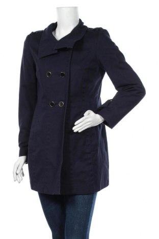Дамски шлифер Esprit, Размер M, Цвят Син, 97% памук, 3% еластан, Цена 42,60лв.
