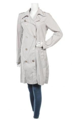 Дамски шлифер Silvian Heach, Размер L, Цвят Сив, Полиестер, Цена 12,60лв.