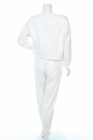 Γυναικείο αθλητικό σετ Anna Field, Μέγεθος S, Χρώμα Λευκό, 100% βαμβάκι, Τιμή 27,69€