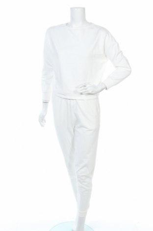 Γυναικείο αθλητικό σετ Anna Field, Μέγεθος XS, Χρώμα Λευκό, 100% βαμβάκι, Τιμή 27,69€
