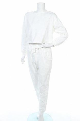 Γυναικείο αθλητικό σετ Anna Field, Μέγεθος M, Χρώμα Λευκό, 100% βαμβάκι, Τιμή 27,69€