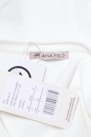Γυναικείο αθλητικό σετ Anna Field, Μέγεθος L, Χρώμα Λευκό, 100% βαμβάκι, Τιμή 27,69€