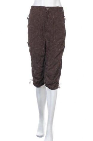 Γυναικείο αθλητικό παντελόνι Icepeak, Μέγεθος M, Χρώμα Καφέ, Πολυαμίδη, Τιμή 11,30€
