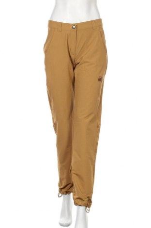 Дамски спортен панталон Mammut, Размер S, Цвят Кафяв, 94% полиамид, 6% еластан, Цена 43,50лв.