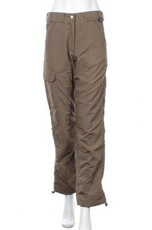 Γυναικείο αθλητικό παντελόνι Schoffel, Μέγεθος S, Χρώμα Καφέ, Πολυαμίδη, Τιμή 17,93€