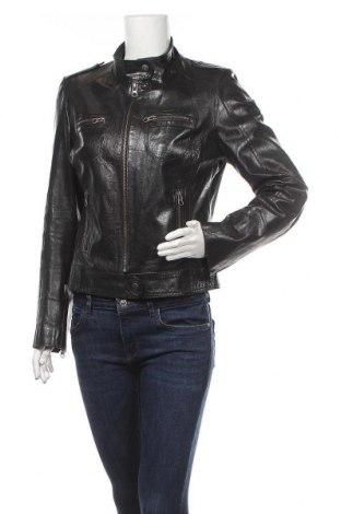Dámská kožená bunda  Maze, Velikost L, Barva Černá, Pravá kůže, Cena  2216,00Kč