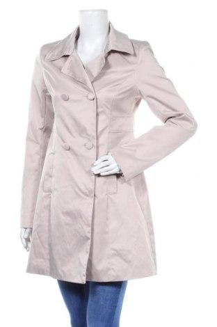Дамско палто Broadway, Размер M, Цвят Бежов, Полиестер, Цена 45,36лв.