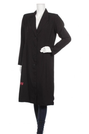 Γυναικείο παλτό Tippy, Μέγεθος L, Χρώμα Μαύρο, 99% πολυεστέρας, 1% βισκόζη, Τιμή 25,33€