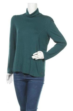 Дамско полo Bonita, Размер L, Цвят Зелен, 95% вискоза, 5% еластан, Цена 14,96лв.