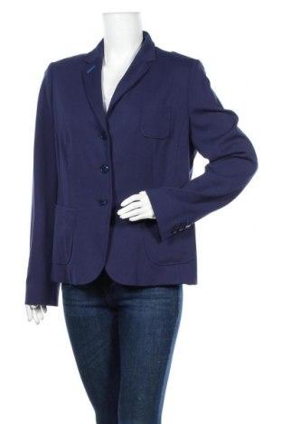 Дамско сако Bogner, Размер XL, Цвят Син, 70% вискоза, 25% полиамид, 5% еластан, Цена 96,60лв.