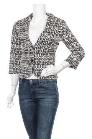 Дамско сако Cabi, Размер S, Цвят Бял, 98% памук, 2% еластан, Цена 9,24лв.