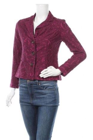 Дамско сако Cabi, Размер XS, Цвят Лилав, 63% памук, 37% полиамид, Цена 13,28лв.