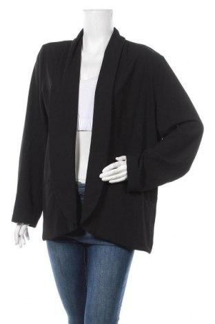 Дамско сако Elena Miro, Размер XL, Цвят Черен, 95% полиестер, 5% еластан, Цена 55,86лв.