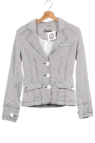 Дамско сако Fishbone, Размер XS, Цвят Бял, Цена 22,05лв.