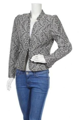 Дамско сако H&M, Размер XL, Цвят Черен, 42% памук, 31% полиестер, 14% акрил, 13% вискоза, Цена 24,00лв.