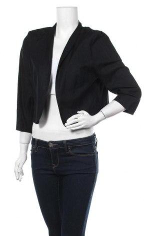 Γυναικείο σακάκι Joy, Μέγεθος M, Χρώμα Μαύρο, 85% βισκόζη, 15% ελαστάνη, Τιμή 5,23€