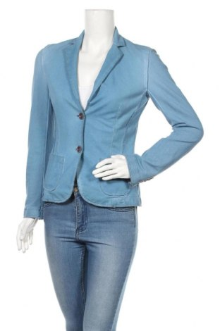 Γυναικείο σακάκι Marc Aurel, Μέγεθος S, Χρώμα Μπλέ, 91% βαμβάκι, 9% ελαστάνη, Τιμή 8,41€