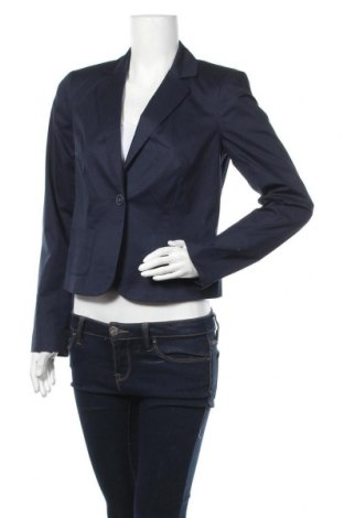 Дамско сако Mexx, Размер M, Цвят Син, 98% памук, 2% еластан, Цена 26,25лв.