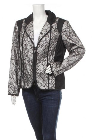 Γυναικείο σακάκι Michele Boyard, Μέγεθος XL, Χρώμα Γκρί, Πολυεστέρας, Τιμή 15,07€