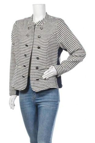 Дамско сако Ms Mode, Размер XL, Цвят Екрю, 34% памук, 30% полиестер, 22% акрил, 14% вискоза, Цена 26,25лв.