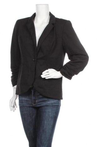 Дамско сако My Hailys, Размер L, Цвят Черен, 100% полиестер, Цена 19,85лв.