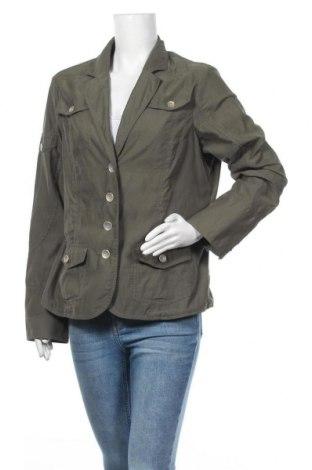 Γυναικείο σακάκι One Touch, Μέγεθος XL, Χρώμα Πράσινο, 68% πολυεστέρας, 13% πολυαμίδη, 19% βαμβάκι, Τιμή 11,40€