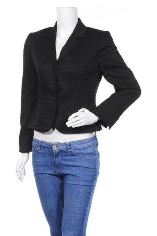 Γυναικείο σακάκι Tahari By Arthur S. Levine, Μέγεθος M, Χρώμα Μαύρο, 50% πολυεστέρας, 47% βισκόζη, 3% πολυουρεθάνης, Τιμή 17,67€