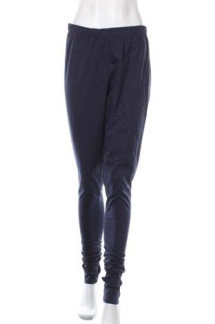 Дамско спортно долнище Biba, Размер XL, Цвят Син, 100% памук, Цена 37,80лв.