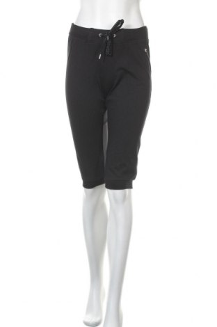 Γυναικείο αθλητικό παντελόνι Champion, Μέγεθος M, Χρώμα Μαύρο, Βαμβάκι, Τιμή 20,63€