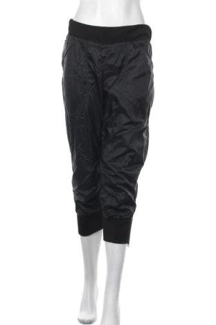 Дамско спортно долнище H&M L.O.G.G., Размер M, Цвят Черен, Полиамид, Цена 22,05лв.