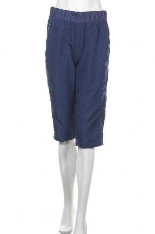 Γυναικείο αθλητικό παντελόνι Head, Μέγεθος M, Χρώμα Μπλέ, Πολυεστέρας, Τιμή 6,17€