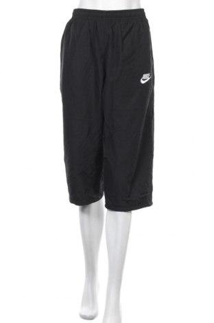 Дамско спортно долнище Nike, Размер XL, Цвят Черен, Полиестер, Цена 26,25лв.