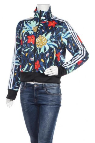 Дамско спортно горнище Adidas Originals, Размер XL, Цвят Многоцветен, Полиестер, Цена 99,00лв.