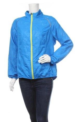 Γυναικείο μπουφάν αθλητικό Athletic Works, Μέγεθος L, Χρώμα Μπλέ, Πολυεστέρας, Τιμή 14,65€