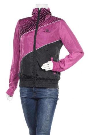 Γυναικείο μπουφάν αθλητικό Hummel, Μέγεθος S, Χρώμα Βιολετί, Πολυεστέρας, Τιμή 18,58€