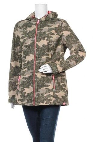 Γυναικείο μπουφάν αθλητικό Jean Pascale, Μέγεθος XL, Χρώμα Πολύχρωμο, 90% πολυεστέρας, 10% ελαστάνη, Τιμή 20,01€
