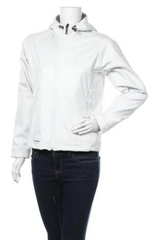 Дамско спортно яке Salomon, Размер S, Цвят Бял, Полиестер, Цена 53,87лв.
