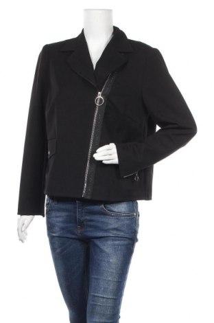 Дамско яке Betty Barclay, Размер XL, Цвят Черен, 73% полиестер, 20% вискоза, 7% еластан, Цена 65,10лв.
