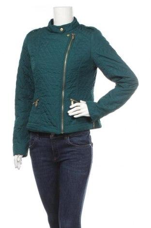 Дамско яке Clockhouse, Размер L, Цвят Зелен, Полиестер, Цена 38,85лв.