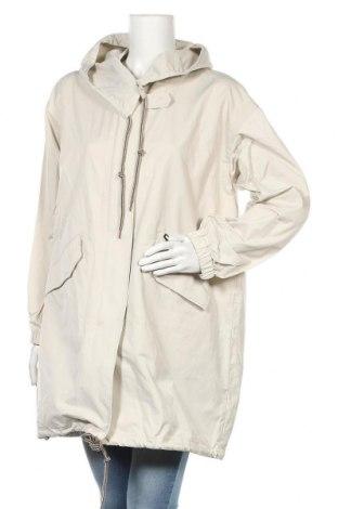 Дамско яке Khujo, Размер M, Цвят Сив, 50% памук, 50% полиестер, Цена 136,95лв.