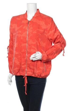 Γυναικείο μπουφάν Monari, Μέγεθος XL, Χρώμα Πορτοκαλί, Lyocell, Τιμή 14,55€