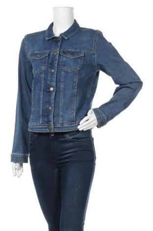 Dámská bunda  ONLY, Velikost L, Barva Modrá, 75% bavlna, 24% polyester, 1% elastan, Cena  553,00Kč